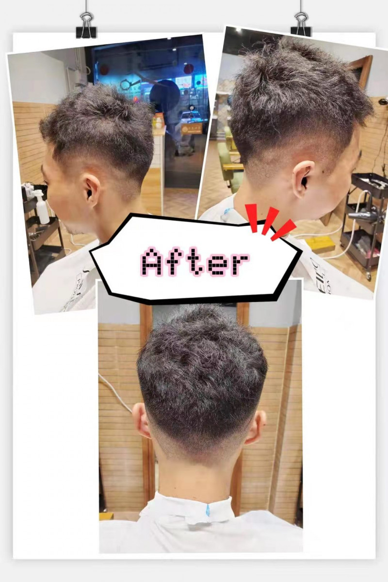 【髮師髮型屋mage】5次理髮套票憑券特價$188 到店付款 (原價: $200)