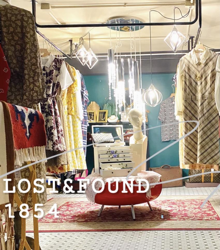 1854 Lost & Found