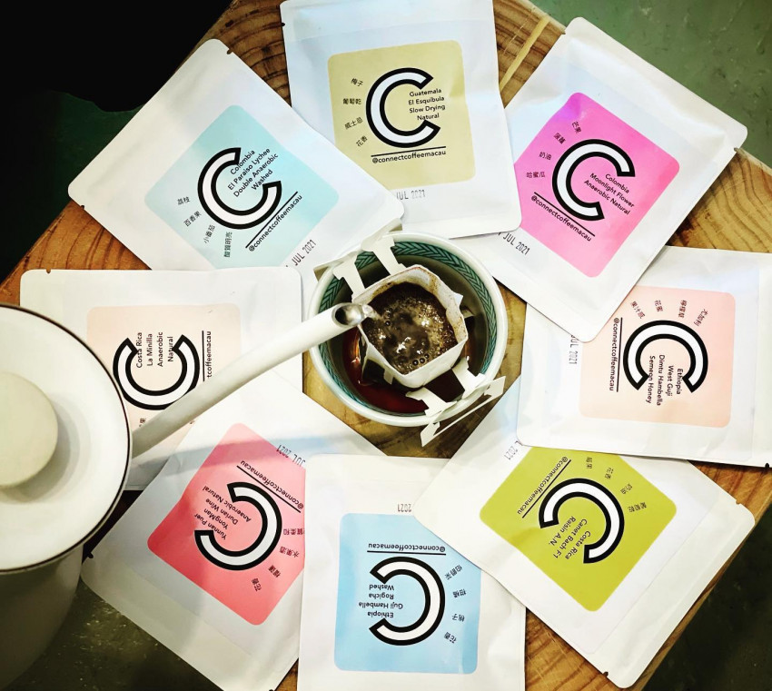 connect coffee