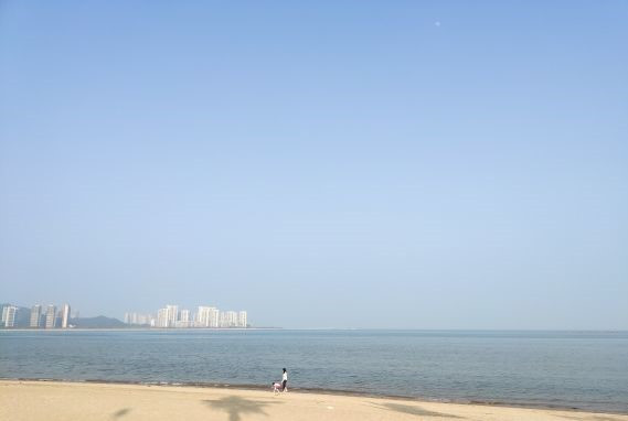 唐家灣沙灘