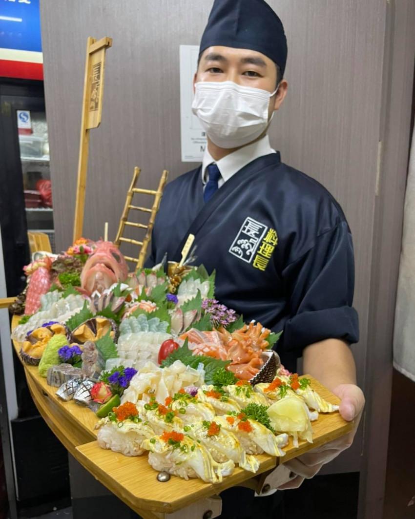 長弓秀吉日式料理燒烤