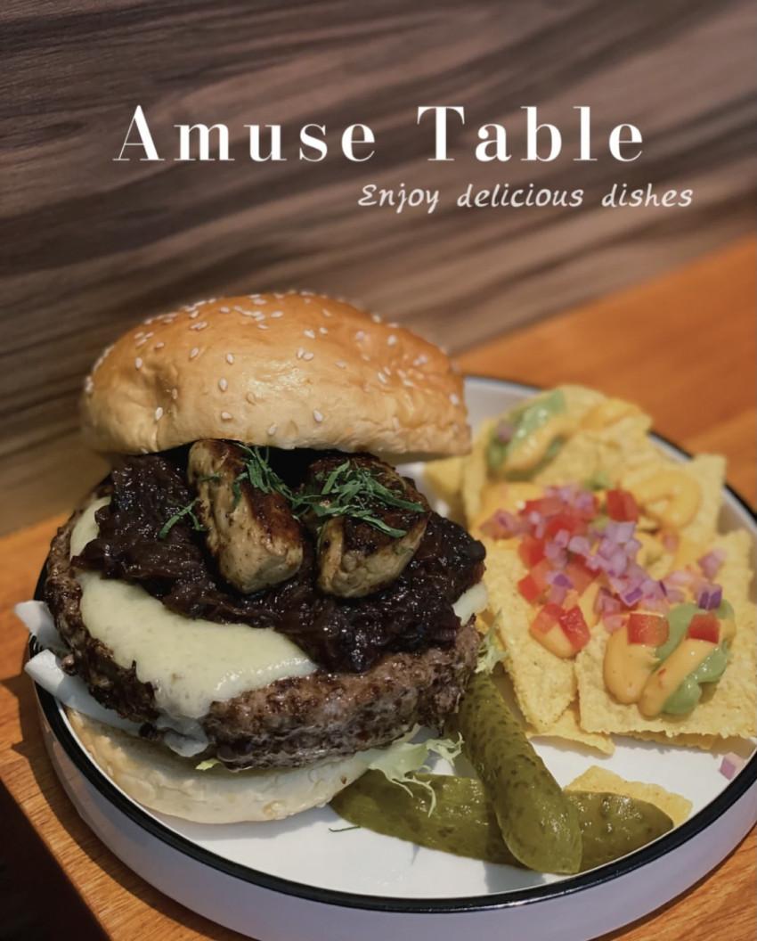Amuse Table 悅苜料理