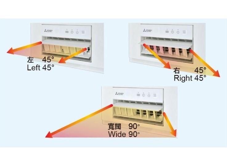 三菱電機天花式浴室換氣暖風機 V-251BZ-HK