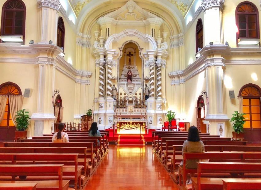 聖奧斯定教堂 St. Augustine's Church