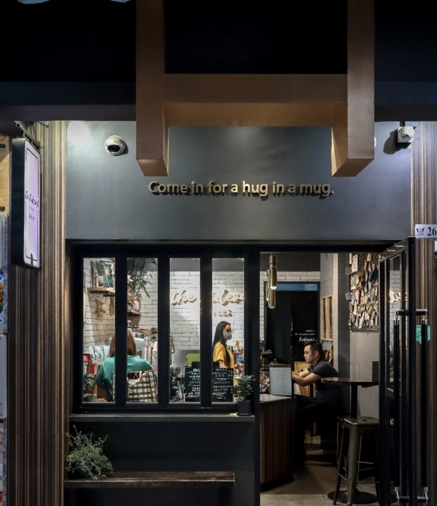 The Hideout Coffees 藏咖啡