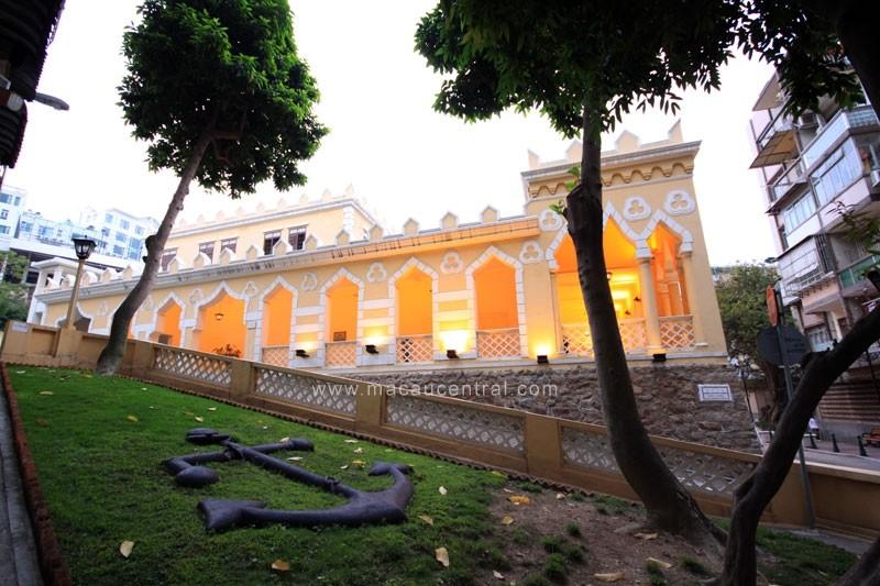 港務局大樓 Moorish Barracks