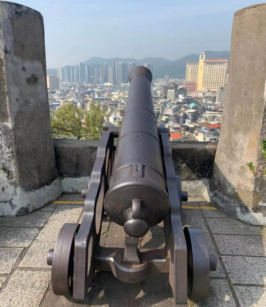 大炮台 Mount Fortress