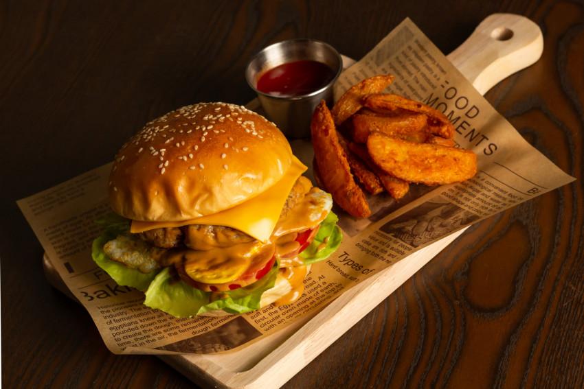 NADA Burger
