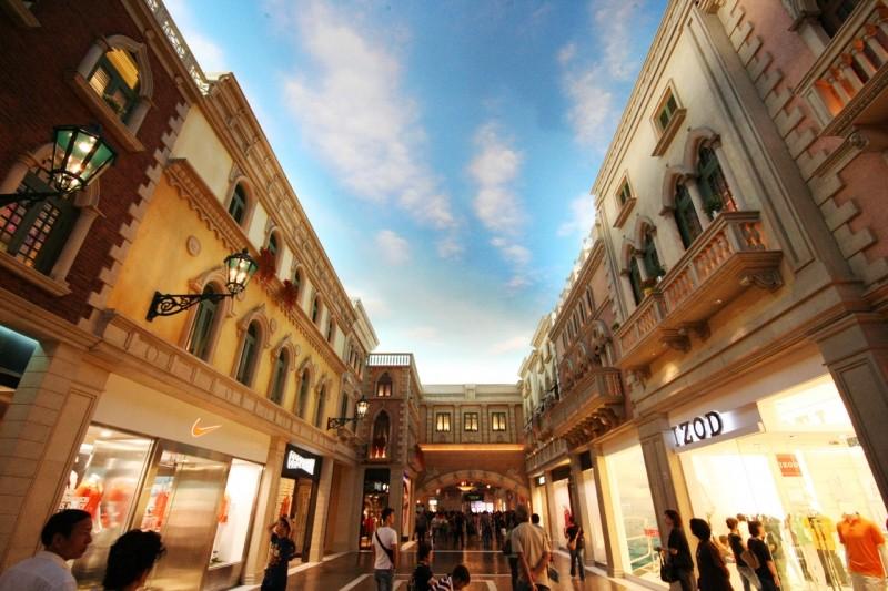 澳門威尼斯人 Venetian Macau