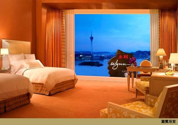 永利度假酒店 Wynn Macau