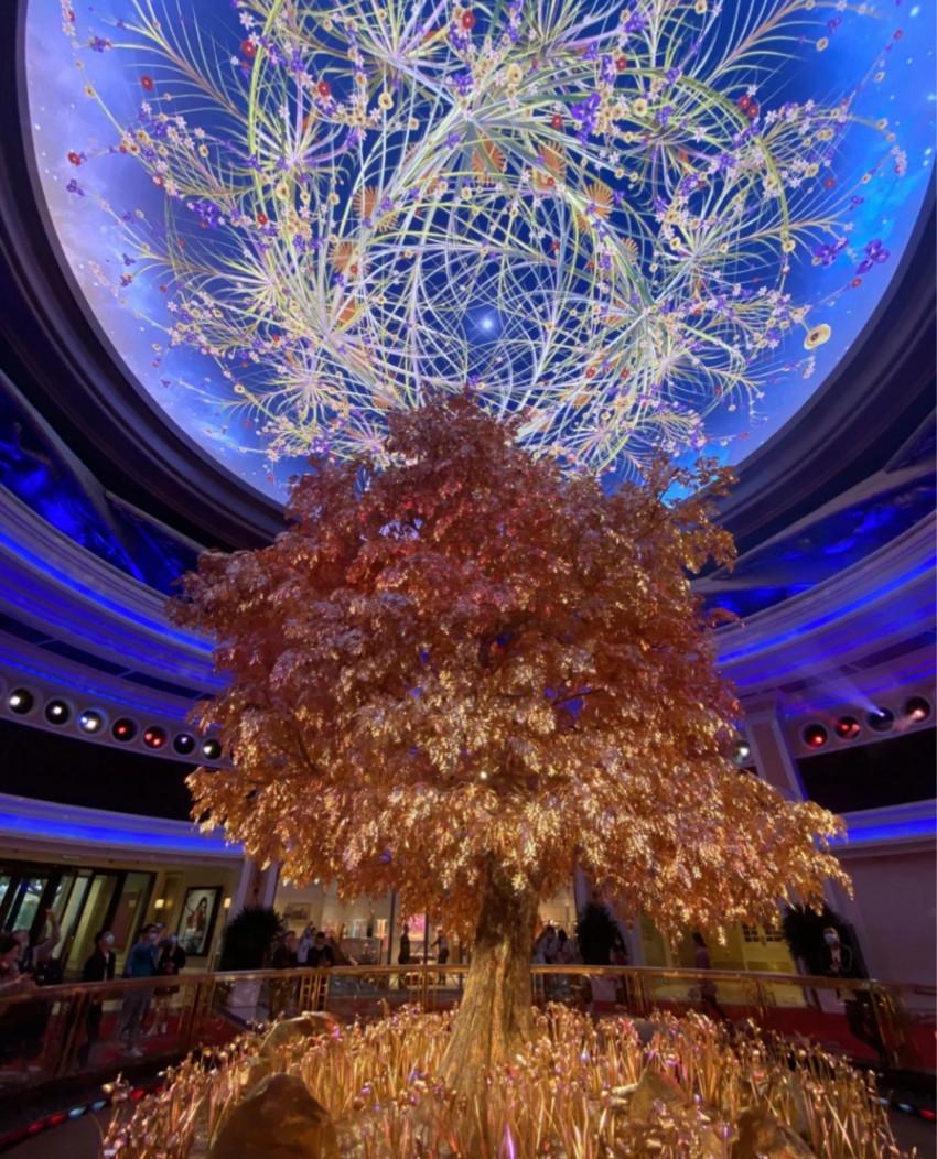 吉样樹 (永利澳門) Tree of Prosperity (Wynn Macau)
