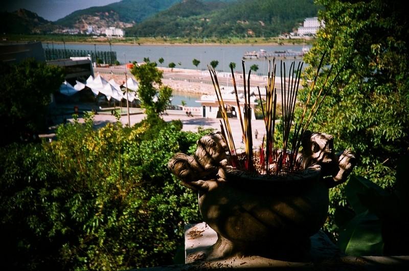 媽閣紫煙 - 媽閣廟 A Ma Temple