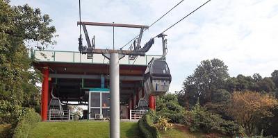二龍喉公園(松山纜車)