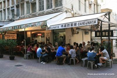 瑪嘉烈蛋撻店 Cafe e Nata Margaret's