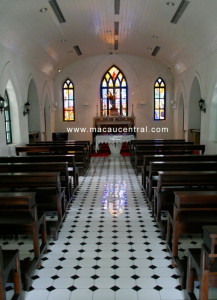 聖彌額爾小堂 Chapel of St. Michael