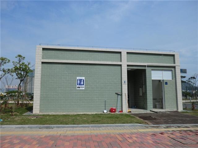 T12 橫琴澳大校區大學南(近河邊)公廁
