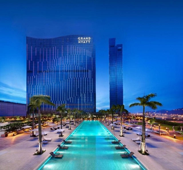 澳門君悅酒店 Grand Hyatt Macau