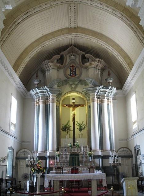 聖安多尼教堂 St. Anthony's Church
