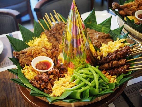 美丹印尼美食