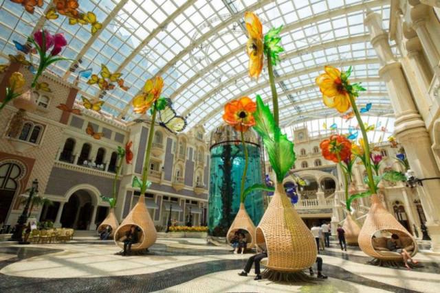 樂映天幕 (澳門美高梅) Grand Praca (MGM Macau)