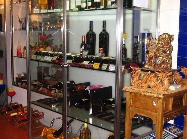 葡萄酒博物館 Wine Museum (為配合「大賽車博物館」擴建工程,葡萄酒博物館於2017年7月1日起對外關閉直至另行通知)