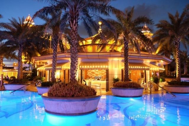 池畔酒吧(JW萬豪酒店)