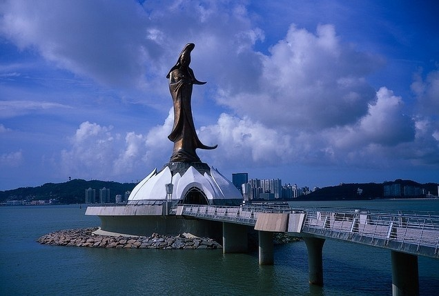 觀音蓮花苑 Lotus Statue