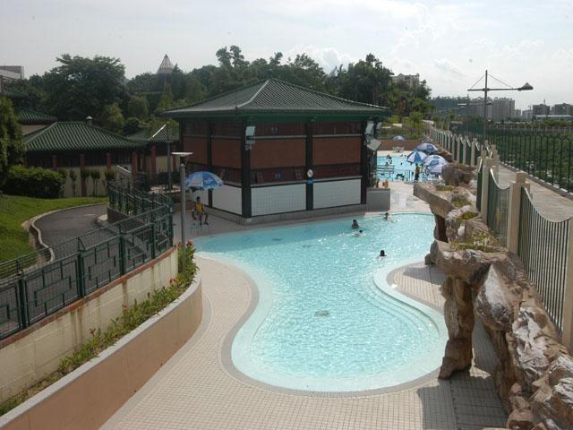 孫中山泳池