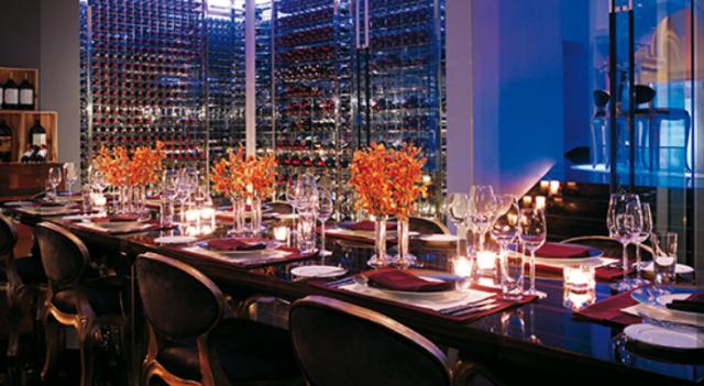 寶雅座法國餐廳 Aux Beaux Arts(美高梅酒店)