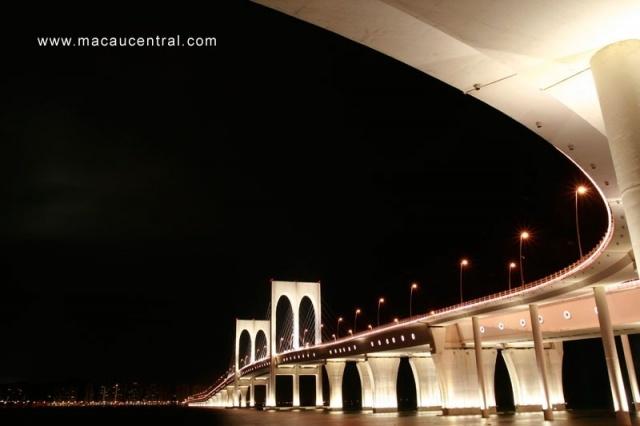 澳門西灣大橋口 Sai Van Bridge