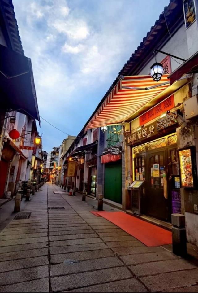 福龍葡國餐廳 Restaurant Dragon