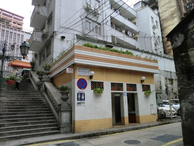 M17 涼水街公廁
