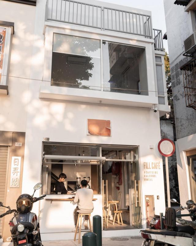 FILL Cafe Macau