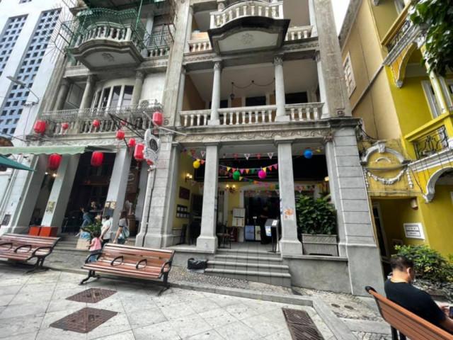 華澳咖啡 Macau Gourmet Cafe & Bistrô