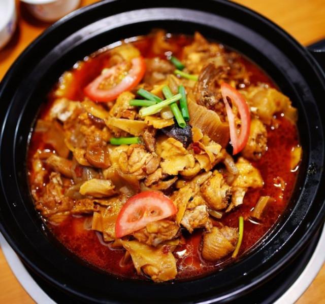黔記竹筍雞