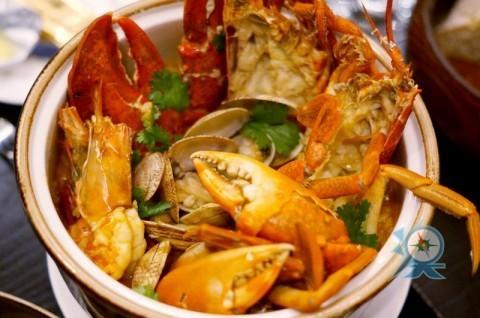 葡式海鮮飯 (皇家葡萄餚)