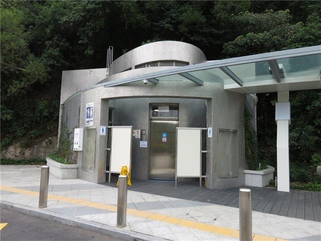 T15 氹仔小潭山觀景台公廁