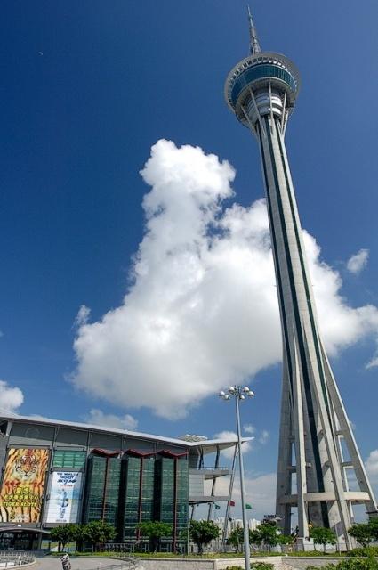 澳門觀光塔婚宴酒席 Macau Tower