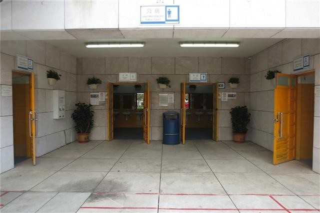 M38 西灣湖廣場公廁