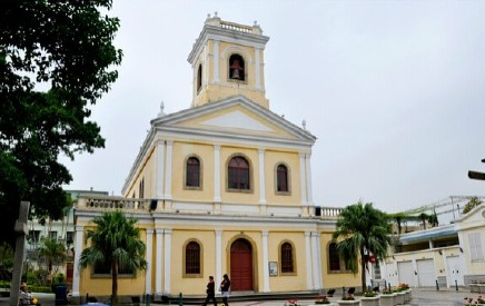 嘉模聖母堂