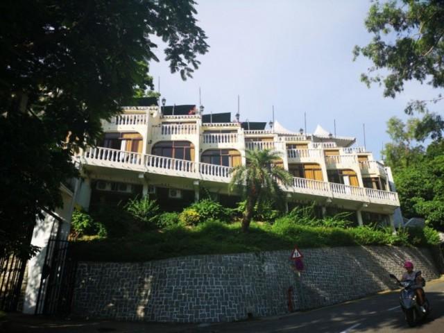 竹灣酒店 Pousada de Coloane Beach Hotel