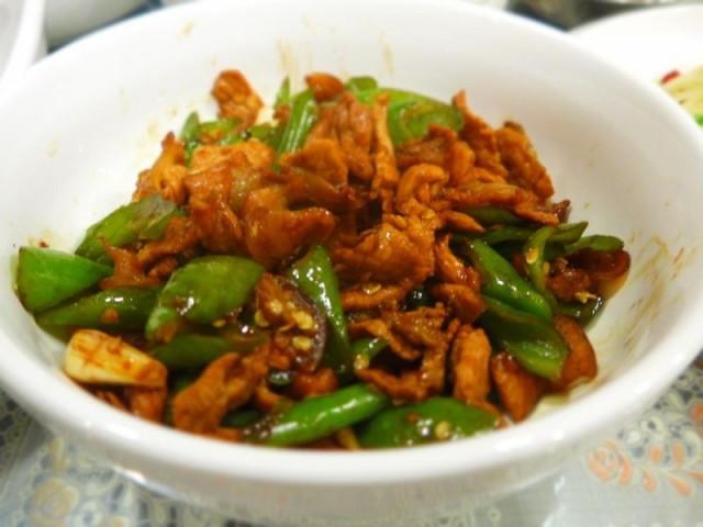 香辣烤魚 / 辣椒小炒肉 (老長沙百味香美食)