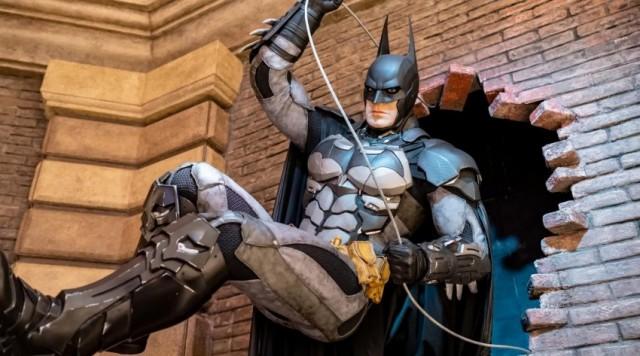 蝙蝠俠夜神飛馳