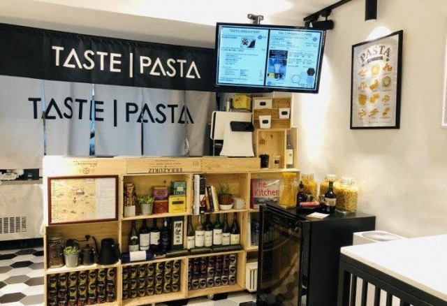 Taste|Pasta 意大利麺