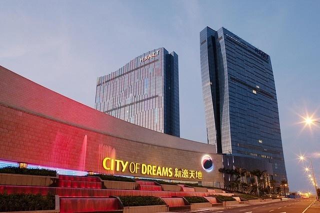 澳門君悅酒店婚宴酒席 Grand Hyatt Macau