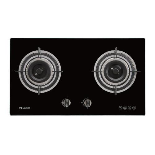 NORITZ 石油氣-嵌入式煮食爐 JZY-1602G |