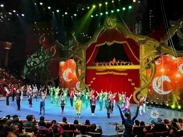 長隆橫琴國際馬戲