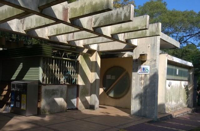 JC6 路環高頂馬路,路環山頂公園公廁