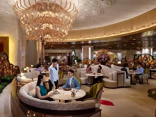 蒙特卡洛巴黎咖啡館 Café de Paris Monte-Carlo(澳門銀河店)