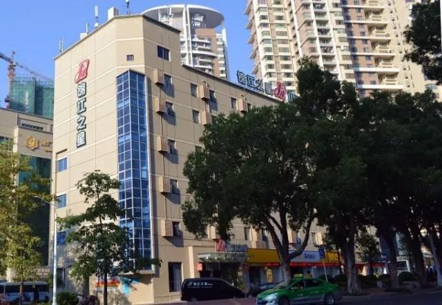 錦江之星珠海拱北酒店